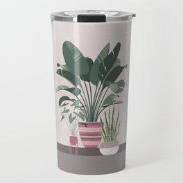 Urban Jungle #1 Travel Mug