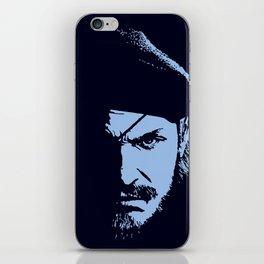 Big Boss (Snake / metal gear solid) iPhone Skin