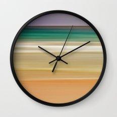 SEA-DUCTION Wall Clock
