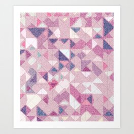 GEO#3 Art Print