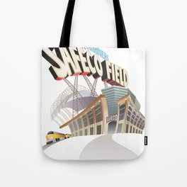 Safeco Field Tote Bag