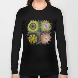 Methylator Structure Flowers  ID:16165-011604-36970 Long Sleeve T-shirt