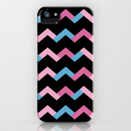 Geometric Chevron iPhone Case