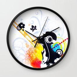 Feel Music Wall Clock