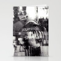 senna Stationery Cards featuring Imolayrton 2014 - Ayrton Senna Sempre by Lara Fotografica