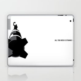 All you need is strange love Laptop & iPad Skin