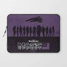 Mass Effect 2 Laptop Sleeve