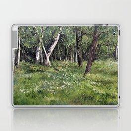 Woodland Forest Landscape Nature Art Laptop & iPad Skin
