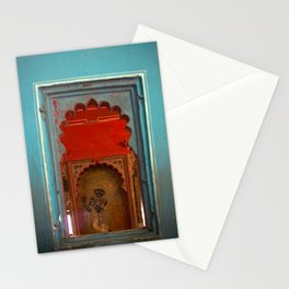 Through Palace Walls Stationery Cards