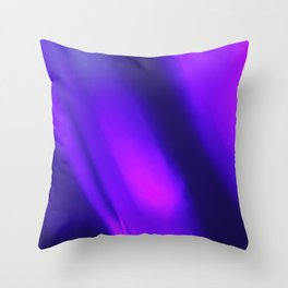 Aurora I Throw Pillow