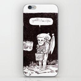 Cthulhu-ween iPhone Skin