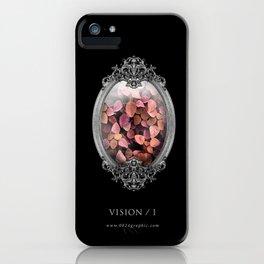 VISION No.1 iPhone Case