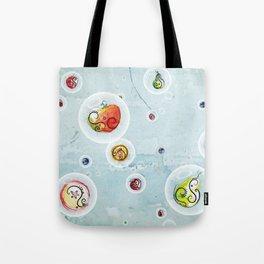 Sweet Fruit Lemonade Tote Bag