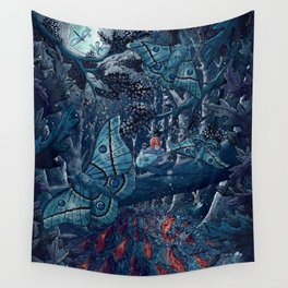 Kvothe's Legend Wall Tapestry