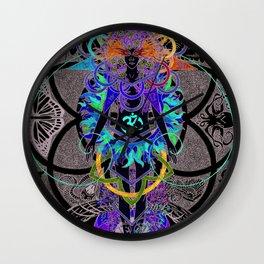 """The Goddess"" 2015 Wall Clock"