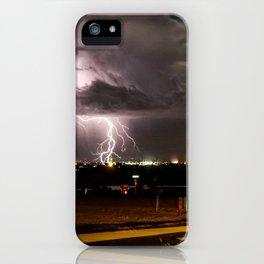 I-25 Strike iPhone Case