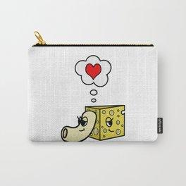Mac -N- Cheese Love Carry-All Pouch