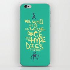 The Hype iPhone & iPod Skin