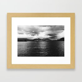 Island Prvic Framed Art Print