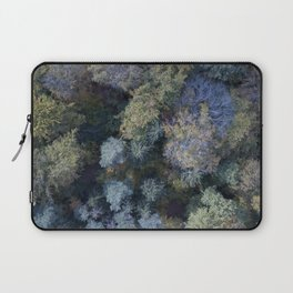 AUTUMN forests from above Laptop Sleeve