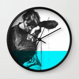 in the ocean  Wall Clock