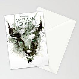 American Gods Stationery Cards