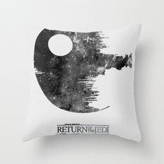 Star Wars - Return of the Jedi Throw Pillow