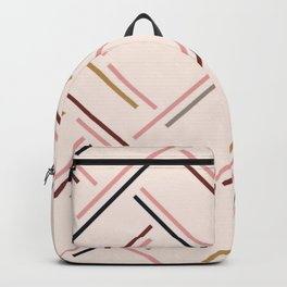 Lines upon Lines Backpack