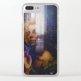 Aesthenaut Clear iPhone Case