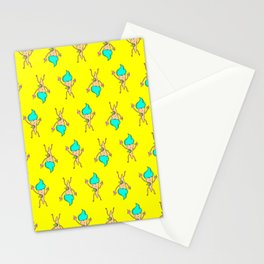 S-cream Stationery Cards