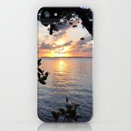 Sunset Key Largo iPhone Case