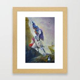 Robot 57 Framed Art Print