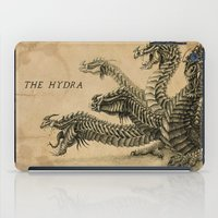 hydra iPad Cases featuring The Hydra by Miranda Leek
