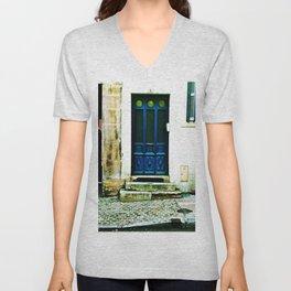 Blue Door Unisex V-Neck