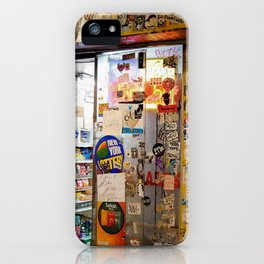 Tattooed Bodega iPhone Case