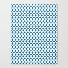 Bazzar 1 Ocean Canvas Print