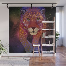 """""""Courage"""" Wall Mural"""