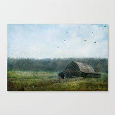 Ozarks Canvas Print