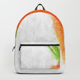 Big Carrot Backpack