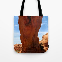 The Base Of An Arch Tote Bag