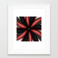 passion Framed Art Prints featuring Passion by ShaylahLeigh