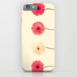 Technicolour Flowers  iPhone Case