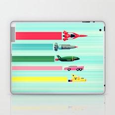 THUNDERBIRDS! Laptop & iPad Skin