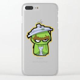Sesame Clear iPhone Case