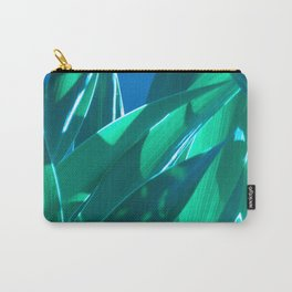 Tropical Palms Carry-All Pouch