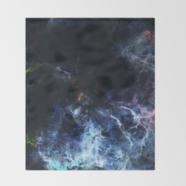 θ Maia Throw Blanket
