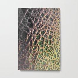Entangle  Metal Print