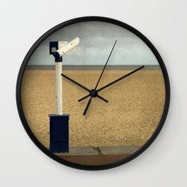 The Telescope, Great Yarmouth Wall Clock