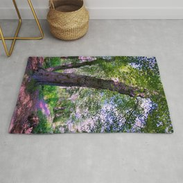 Magical Forest Trail Rug