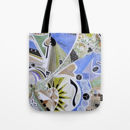 Life Force: Nurture Nature Tote Bag
